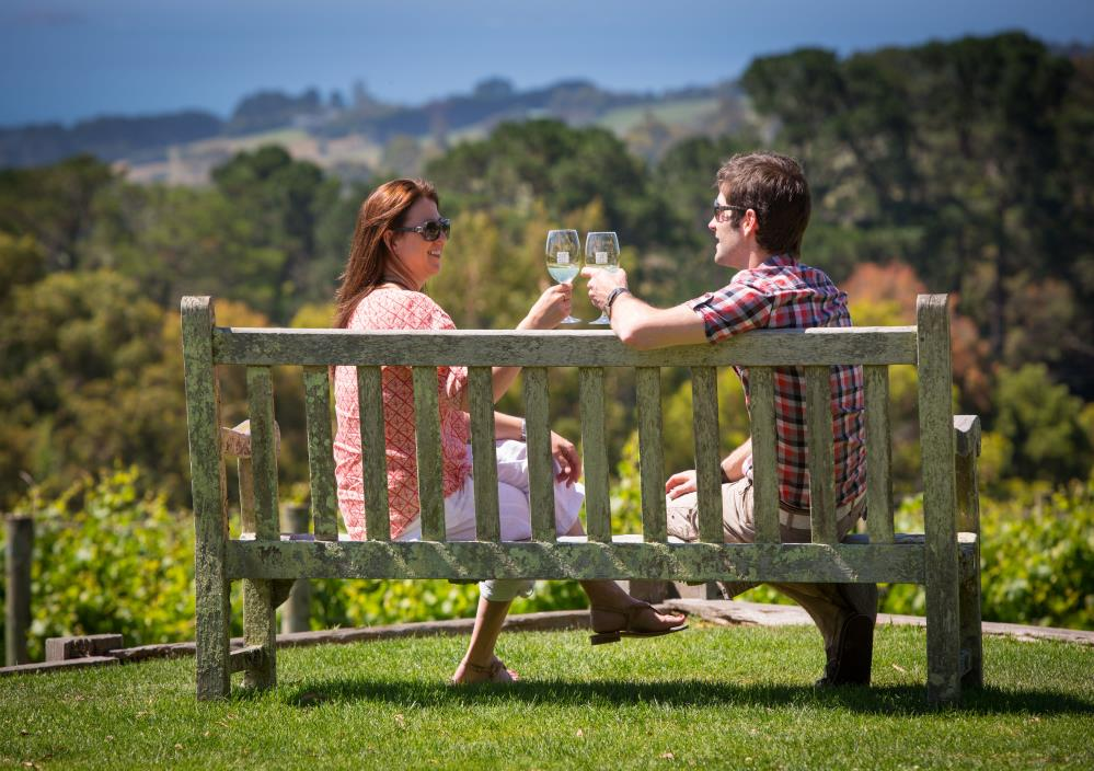 Enjoy Winter on an exclusive couples wine tour
