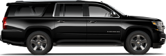 7 Passenger SUV Executive  Service