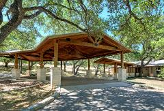 Secluded Hill Country Lodging and a Half Day Wine Tour