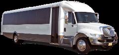 26 Passenger Charter Coach