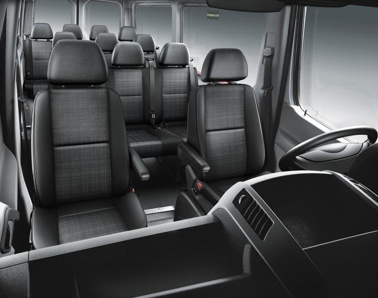 11 14 Passenger Mercedes Benz Sprinter Passenger Coach