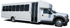 22 Passenger Limousine Party Coach