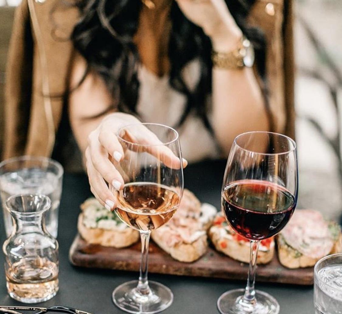 Gourmet Wine & Food Tour (Dinner)