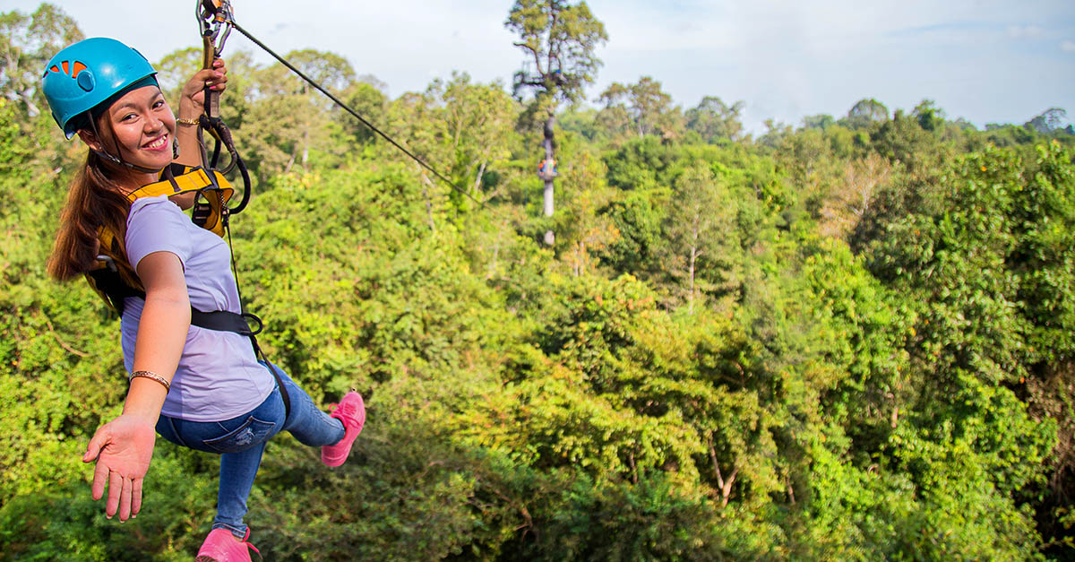 Ride & Glide Hidden Angkor - Classic