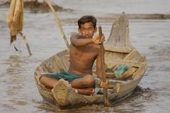Vespa Tonle Sap Lake Explorer