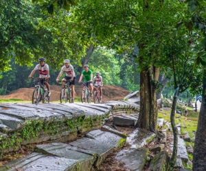 Bike the Angkor Temples (Agent Private)