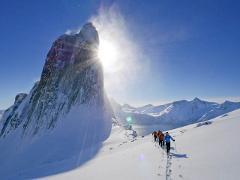 Senja Island Ski Tour