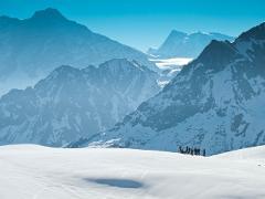 Grand Combin Ski Tour