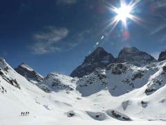 Monte Viso Ski Tour