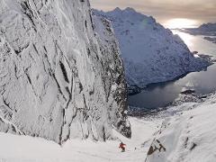 Lofoten Islands Ski Tour