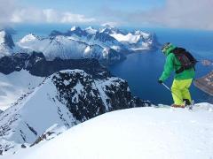 Arnoya Island Ski Tour