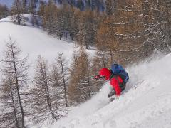 Valle de la Claree Ski Tour