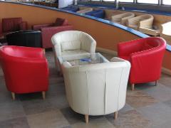 Jazz Executive Departure Lounge At GAIA