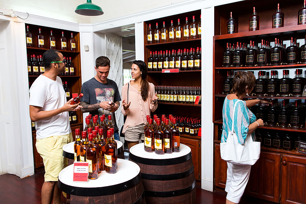 Harrison's Cave & Mount Gay Rum Experience