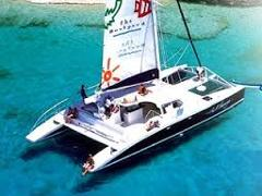 Catamaran Cruise 5th Oct