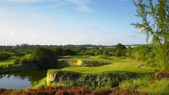 Golf - Barbados Golf Club Practice Round - Saturday 12th Oct