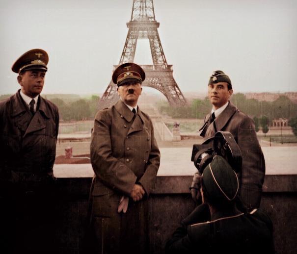 Paris & Parisians during WWII - semi-private walking tour