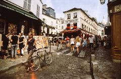 Montmartre Private Walking Tour