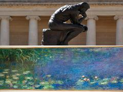 MONET & RODIN PRIVATE TOUR – Skip the line & Local expert guide