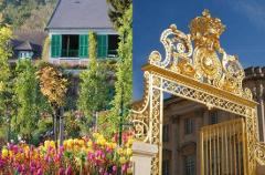 PRIVATE DAY TRIP TO VERSAILLES & GIVERNY: Skip the line & transportation from Paris
