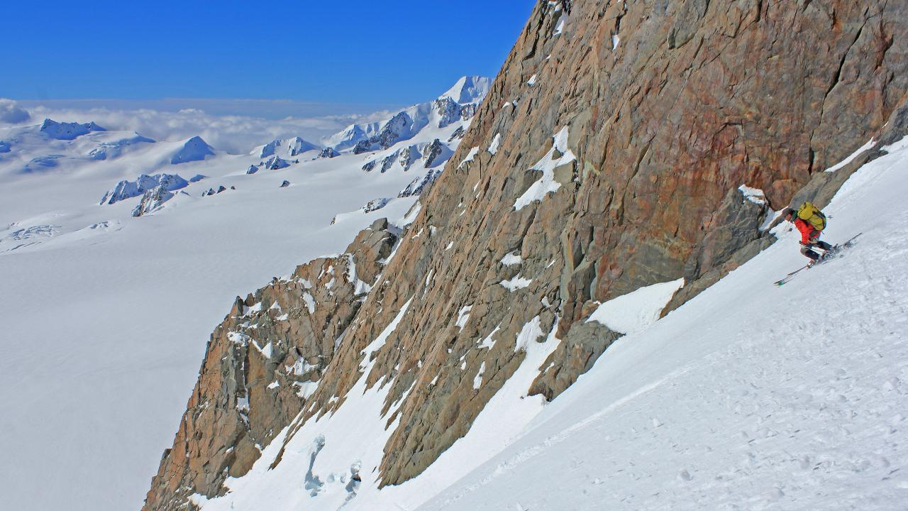 Ski Mountaineering & Backcountry Avalanche Course