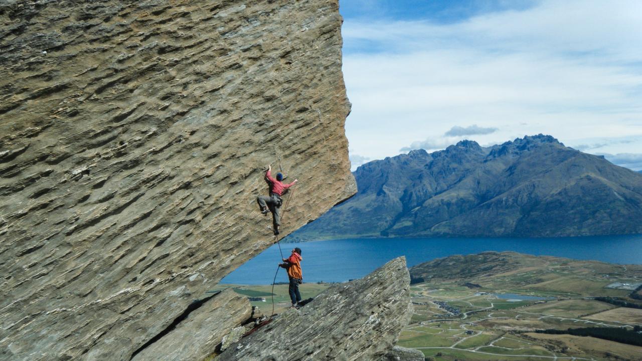 Queenstown Rock Climbing - Full Day Trip