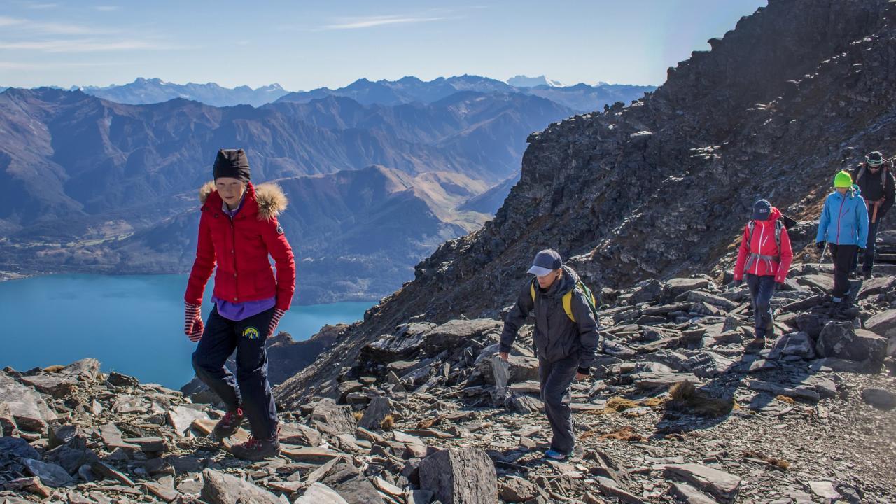 Alpine Experience Heli-Hike