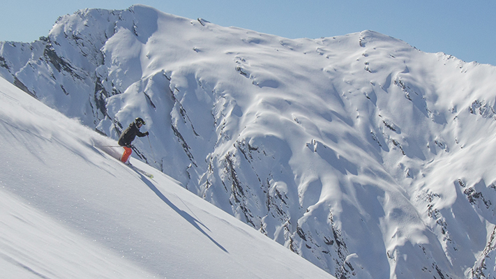 Queenstown Backcountry Ski Touring & Snowboarding
