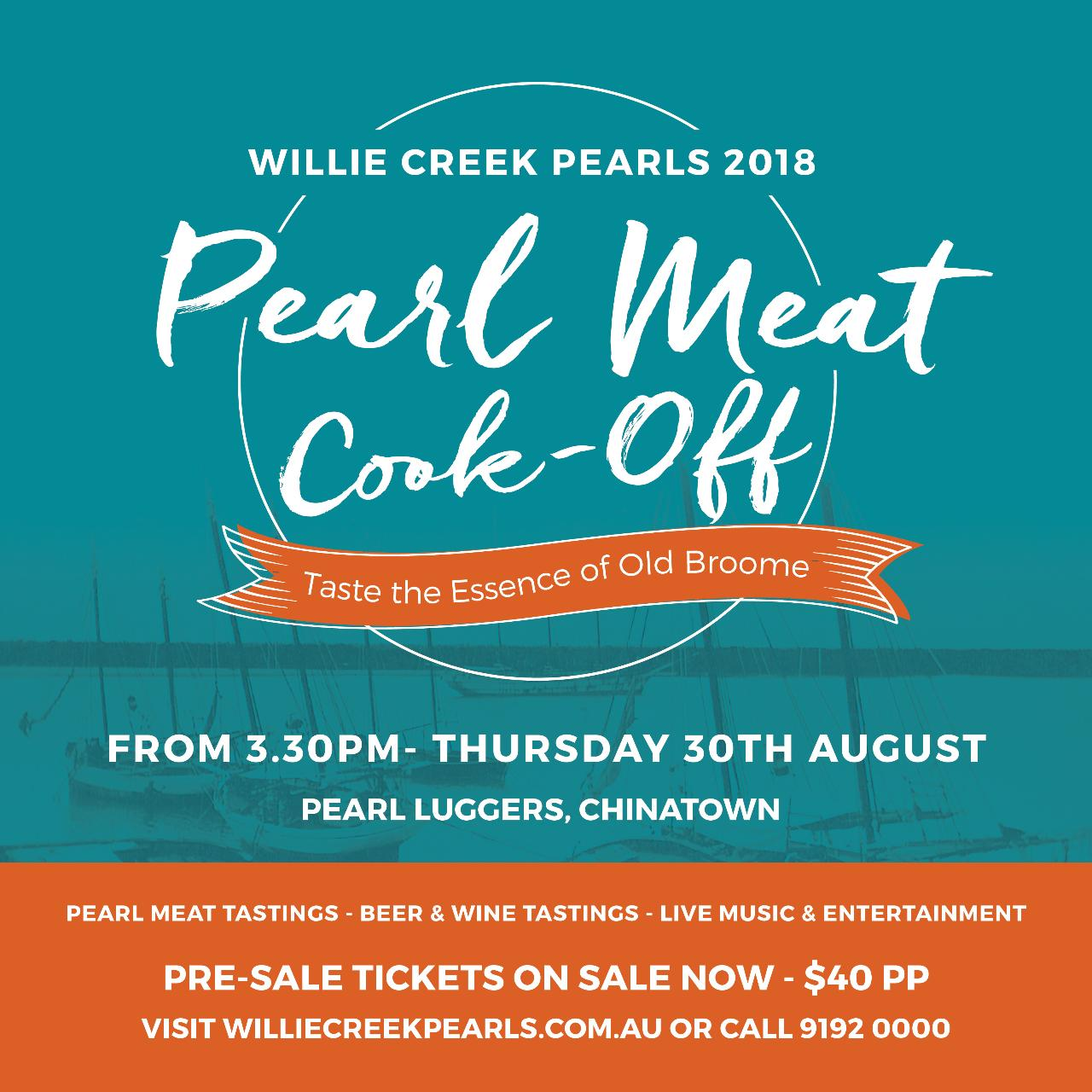 XX Pearl Meat Cook Off