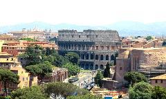 Tour Roma Antigua, Coliseo y Foro Romano