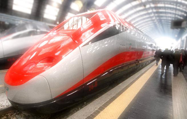 Tour Italy by train, visit Florence, Venice, Pisa