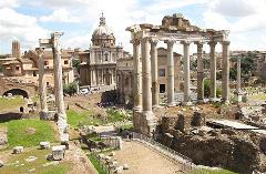 Private walking tour of Rome - Full day