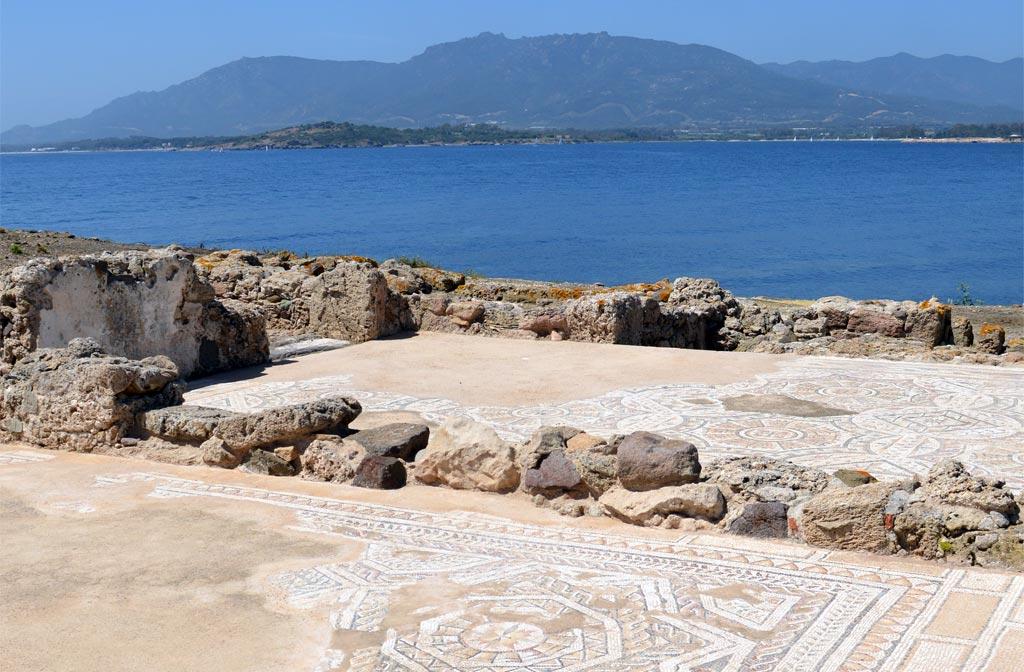 Shore Excursion Cagliari & Nora