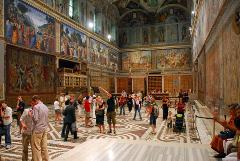 Private Vatican Tour, Vatican Museums, Sistine Chapel