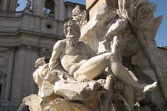 Private tour of Rome