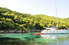 Elaphiti Island Sailing - Half day trip