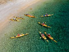 Sea Kayaking Dubrovnik - Lopud Island (8 days)