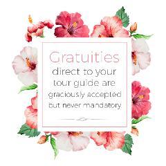 Tour Guide Gratuity