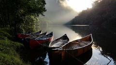 Deluxe Canoe Hire