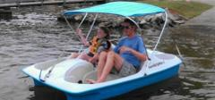 Peddle Boat - 4 hour rental