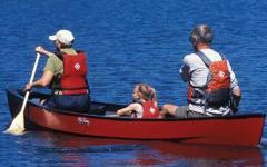 Canoe - 4 hour rental