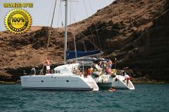 Catamaran Half-Day Tour