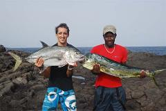 Fishing type: SPINNING