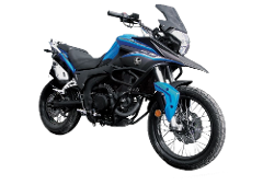 Motorcycle 250cc Full-Day Rent
