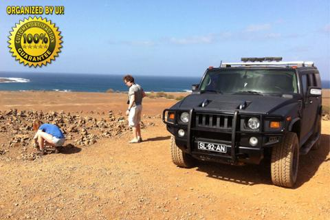 Hummer Island Tour Off-Road