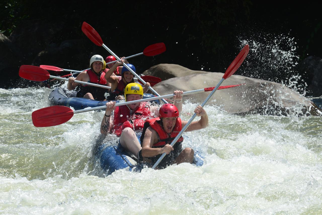 Full Day Sports Rafting