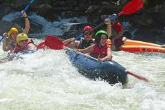 Half Day Sports Rafting plus Full Day Snorkel
