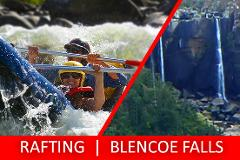Half Day Sports Rafting & Blencoe Falls Tour PACKAGE