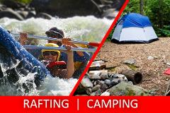 Full Day Sports Rafting & FREE CAMPING
