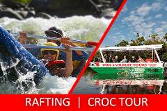 Half Day Sports Rafting & Croc Tour PACKAGE